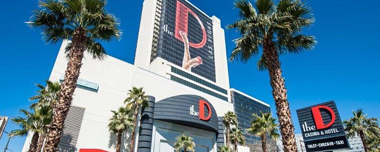 WordCamp Las Vegas 2014 Hotel Partner The D