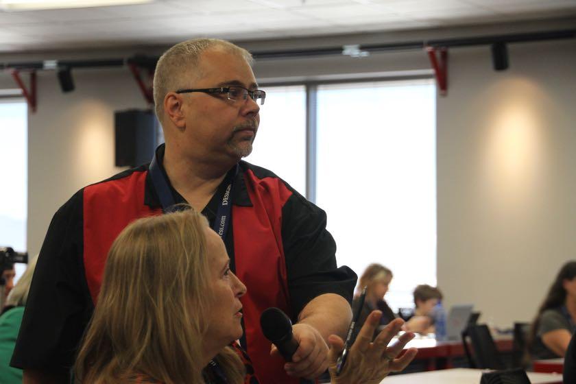 Andrew DiMino from WordCamp Las Vegas 2013