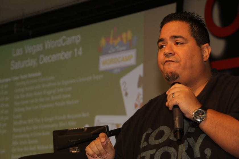 Chris Lema from WordCamp Las Vegas 2013