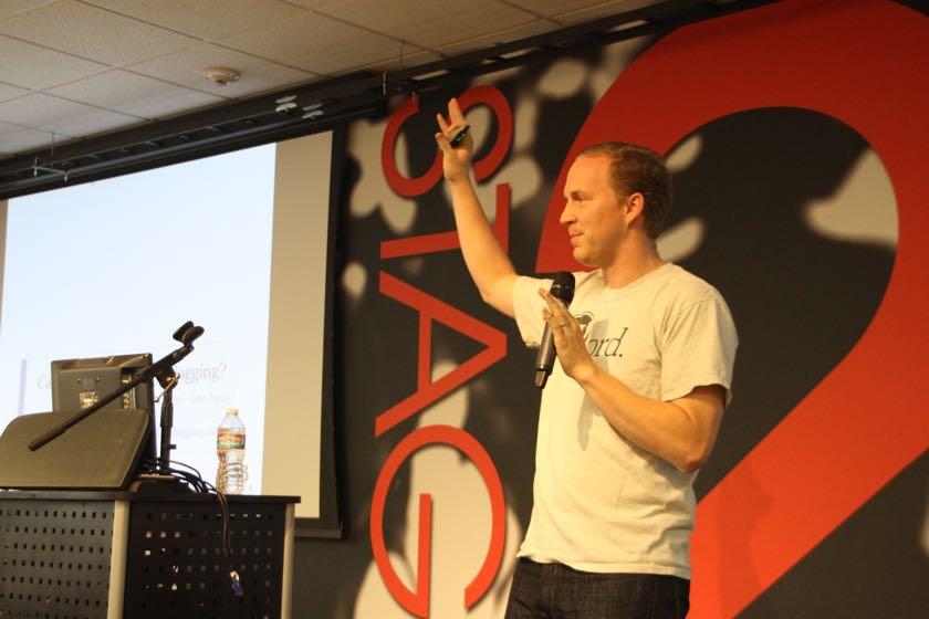 John Lynn from WordCamp Las Vegas 2013